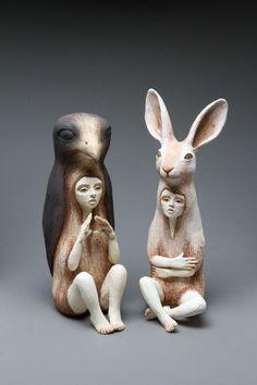 Crystal Morey Ceramic Sculptures12