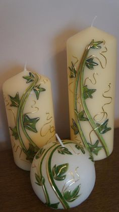 ivy candles