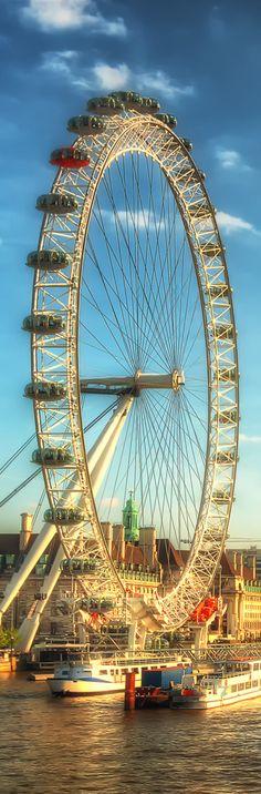 The London Eye - Westminster - London | England                                                                                                                                                     More