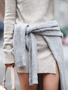 Ready for sweater weather.