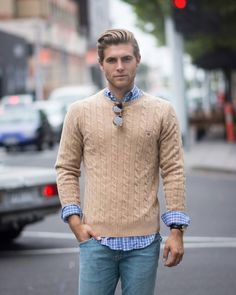 Cable Knit - GANT | Man of Style