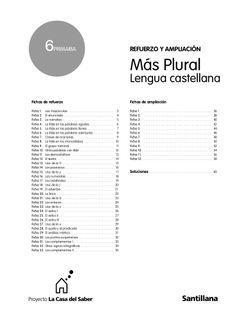 123798107 Refuerzo Matematicas 4 Santillana PDF