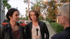 Ylvis in LA interview on NRK.no 19.9.2013 (Eng subs)