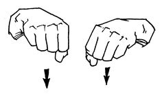 """can"" American Sign Language (ASL) (as in you can do it)"