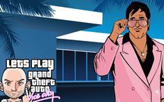 GTA Vice City PS4 HD German Let's Play#41 - Geldfälscher