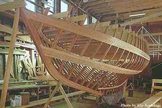 Types of yacht - Wood - The quality of the timber is key to longevity, and quality wood is expensive. Whilst wooden boats inevitably need more maintenance than many other materials, a quality wooden yacht in good condition does not need that much more work to keep it up in good order. The real work comes once a wooden boat is allowed to deteriorate.