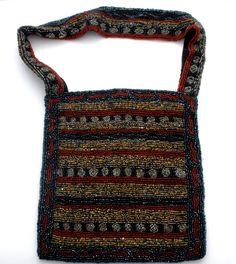 Christian Livingston Purse Bag Boho Hippie by TheJewelryLadysStore