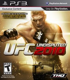 UFC Undisputed 2010  Playstation 3 * Find out more about the great product at the image link. Note:It is Affiliate Link to Amazon.
