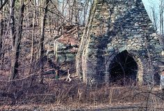 In some stories of Clinton Road apparition is seen; on another person WEST MILFORD NJ Iron Furnace, Creepy, Scary, West Milford, Old Time Photos, Going Off The Grid, Mountain Climbers, Haunted Places, Adventure Awaits