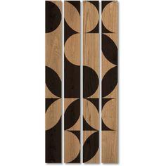 Composiciones infinitas de signos elementales que en su enfoque crea múltiples formas. Los suelos de madera con una capacidad total de proce...