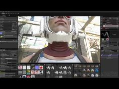 Introduction to Substance Painter with Christophe Desse - YouTube