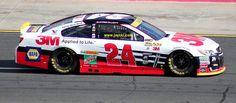 Jayski's® NASCAR Silly Season Site - 2016 NASCAR Sprint Cup Series #24 Paint Schemes