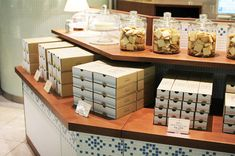 Tokyo Milk Cheese Factory at Haneda Airport by Specialnormal, Tokyo