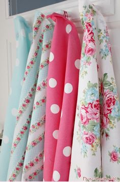Dots and flowers  - greengate