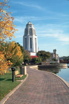 Tower of the Municipal Building, St. A city of almost 15 square miles and people. Jamaica, Barbados, Beautiful Sites, Beautiful Places, Geneva Illinois, Kane County, Trinidad Y Tobago, Forest Preserve, Chicago Travel