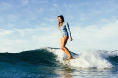 Lauren Hill x Nomchong — Liquid Salt   Surf Magazine