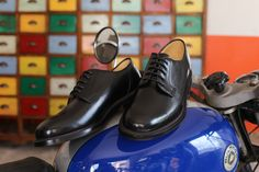 Creating new interpretations of classic essentials inspires us. #clubpremiere #shoes #shoesmen #men #menstyle #menfashion #style #outfit #outfitoftheday #look #lookbook #shooting #shoot #love #calzado #hombre #calzadohombre