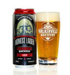 Walkerville Honest Lager