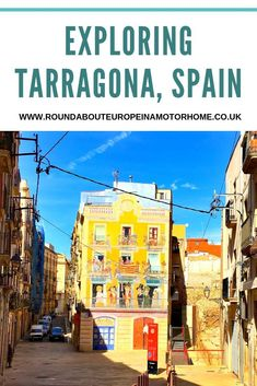 Tarragona was such an exciting city to wander around especially the charming . Travel Deals, Travel Guides, Travel Destinations, Spain Travel Guide, European Travel Tips, Barcelona Travel, France Travel, Travel Europe, Best Cities