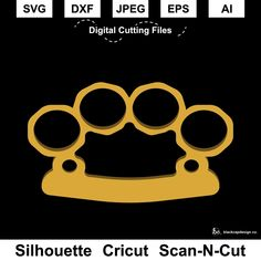 576d78947 Excited to share the latest addition to my #etsy shop: Brass Knuckles SVG  ClipArt