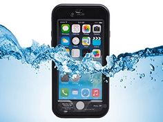 IP-68 Waterproof Case Work with Touch ID Shockproof Dritproof Snowproof with Kick-Stand Luxury Extreme Powerful Case Cover for Apple iPhone 6 Plus (Black) http://www.amazon.com/dp/B00Q9ZQWJI/ref=cm_sw_r_pi_dp_eD9evb1MSCTM6