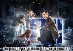 Durant la vielle de Noël 1938, le Docteur sauve une nouvelle fois la Terre d'un vaisseau spécial qui s'apprêtait à la détruire.