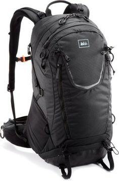 REI Lookout 40 Pack - Men's.  Black.  $109