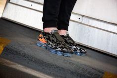 competitive price 2d794 16b3e ACRONYM x Nike Air VaporMax Flyknit Moc 2 Dark Stucco - EU Kicks Sneaker  Magazine