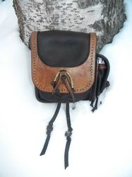 Belt Pouches - Deepwoods Leather - Made in USA