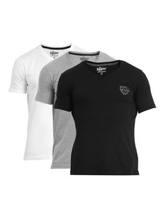 Roadster Men Pack of 3 T-shirts for Rs.849.00 - Rs.255.00 (Instant Discount) = Rs.594.00 with Free Shipping