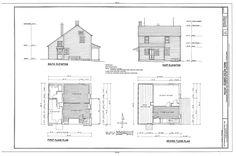Hummelbaugh Farm, House, Pleasanton Avenue, Gettysburg, Adams County, PA | Library of Congress