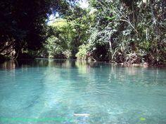White River in St Ann Jamaica