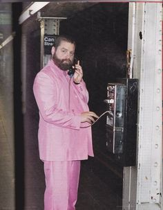 Zack Galifianakis just makes me laugh so much!