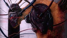 LegenD Danny Art Work - Robo Act ..