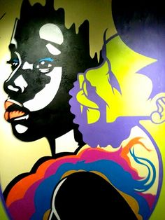 Black Aesthetic - Artwork by Goldi Gold