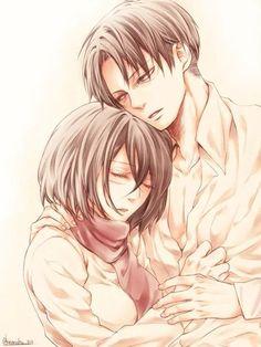 Levi & Mikasa || Old Love