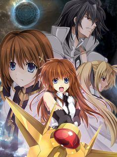 Tags: Nitro+, Fate Testarossa, Demonbane, Takamachi Nanoha, Yagami Hayate, Daijuuji Kurou, Kagura Yuuto, Mahou Shoujo Lyrical Nanoha StrikerS