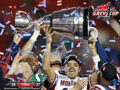 Montreal Alouettes 3