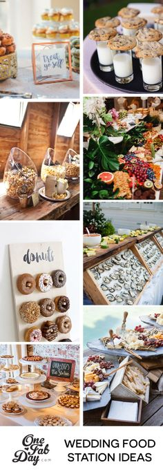Unique Wedding Catering Ideas for the Big Day – MyPerfectWedding Gourmet Breakfast, Breakfast Buffet, Breakfast For Dinner, Food Truck Wedding, Wedding Catering, Used Wedding Decor, Wedding Ideas, Catering Food, Catering Events