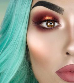 "8,867 Likes, 84 Comments - F R A N C E S C A (@littledustmua) on Instagram: ""BORA BORA Products used: Eyes with @morphebrushes #morphebrushes 35N and @colourpopcosmetics…"""