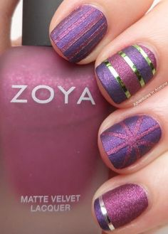 Shop for Zoya Nail Polish the longest wearing, natural nail polish available. Zoya Nail Polish is toluene, formaldehyde, DBP and Camphor Free. Over 300 Healthy Nail Polish Shades Available. Get Nails, Fancy Nails, Love Nails, Hair And Nails, Prom Nails, Fabulous Nails, Gorgeous Nails, Pretty Nails, Amazing Nails
