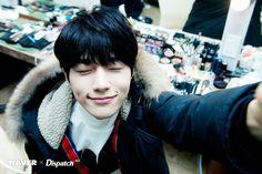 [PIC] 170306 Naver x Dispatch #INFINITE Rally 3 comeback teaser shooting - #Myungsoo #L #Infinite