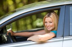 2girl in car showing it's possible to get very cheap car insurance