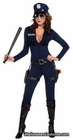 Forum Traffic Stopping Cop Costume - Halloween Costumes 2013