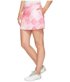 a3b4ae467a Shop the newest selection of Puma Golf skorts including the Puma Crosshatch  Knit Golf Skirt in