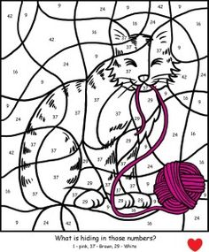 coloriages magiques maternelle color by pinterest