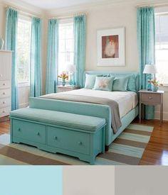 Renk Kombinasyonları İçin Muhteşem Fikirler - Ev Düzenleme