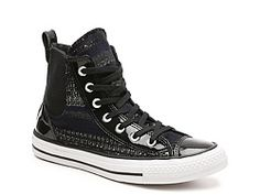 Converse Chuck Taylor All Star Chelsea Woven High-Top Sneaker - Womens