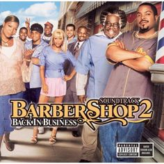 Various Artists - Barbershop 2: Back in Business [Explicit Lyrics] (CD)