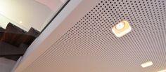 Delikli Alçıpanel ve Akustik Sıva Sistemleri | Deckon Asma Tavan Sistemleri